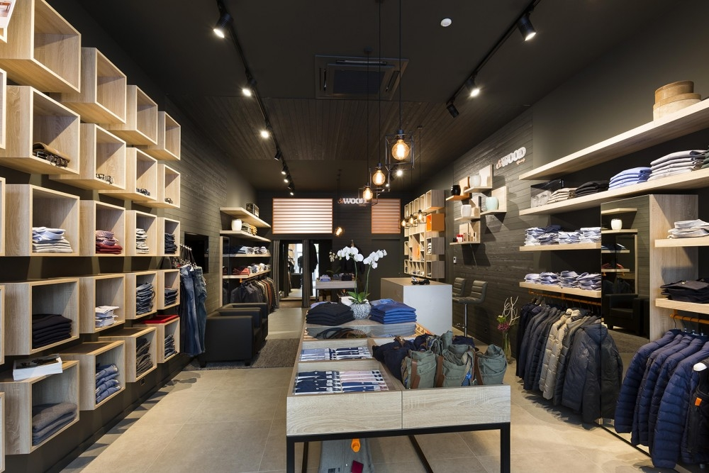 Bewood- amenagement magasin- concept store -conceptexpo