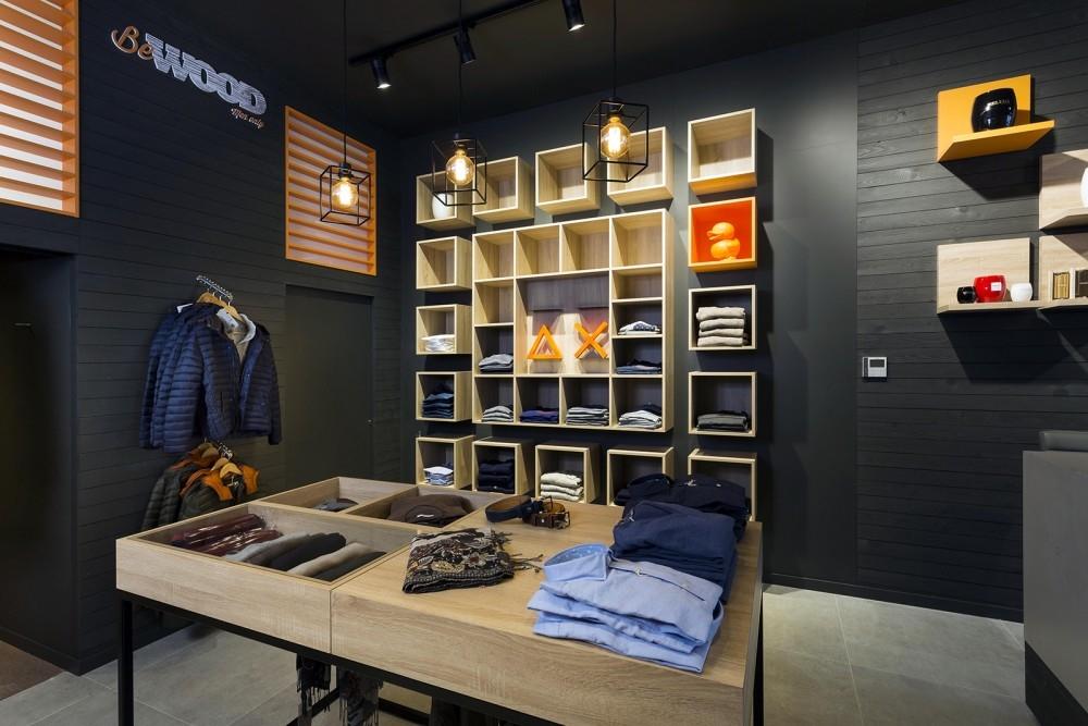 Bewood- amenagement magasin-boetiek transformatie concept store -conceptexpo 2