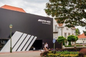 AMG PERFORMANCE STORE BY MERCEDES-BENZ IN KNOKKE-LE-ZOUTE