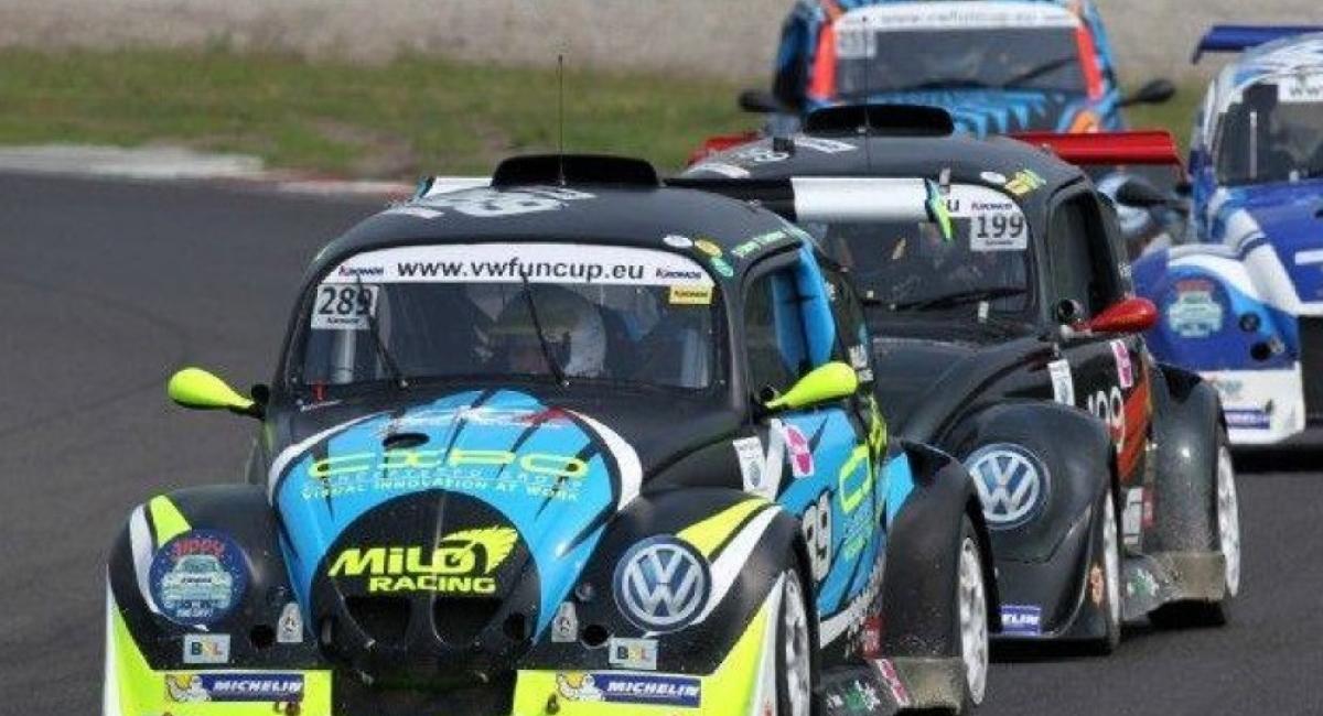 VW FUN CUP 2016 -  2de PLAATS VOOR ONS TEAM!