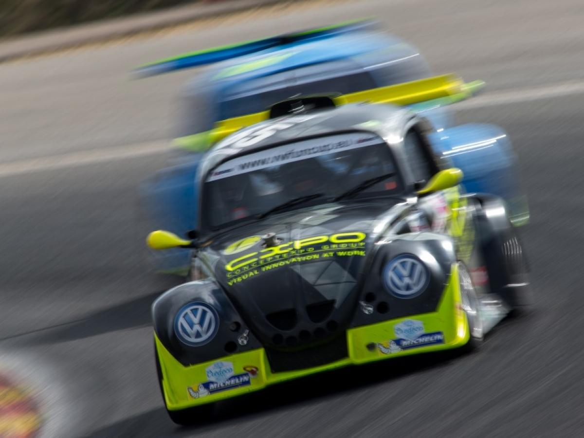 VW FUN  CUP - FINAL RACE ZOLDER 29/10