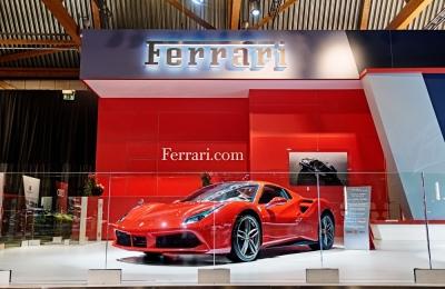Auto/Moto Salon 2018: Volkswagen, Maserati, Rolls-Royce, Ferrari, ...