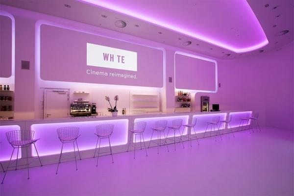 White Cinema by Belga Film - Docks Bruxsel