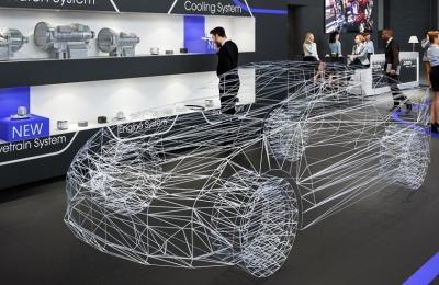 AISIN Europe op de Automechanika-beurs - Frankfurt