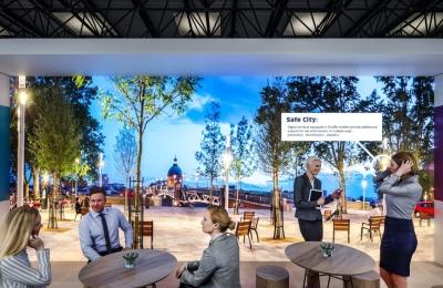 Schréder - Smart City Expo World Congress 2018