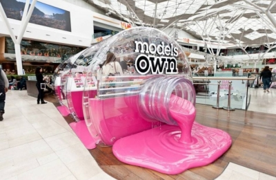 De pop-up stores, die « plots opduikende winkelruimtes » die grote furore maken.!