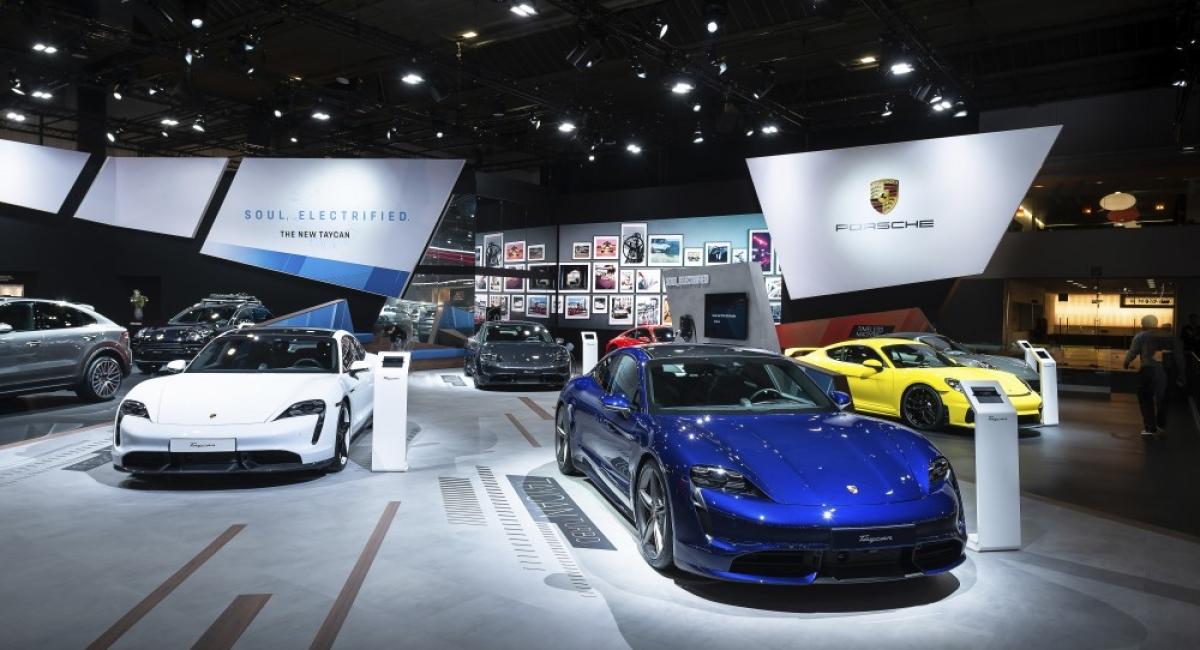 98ste EDITIE VAN HET AUTO|MOTOR|MOBILITY-SALON