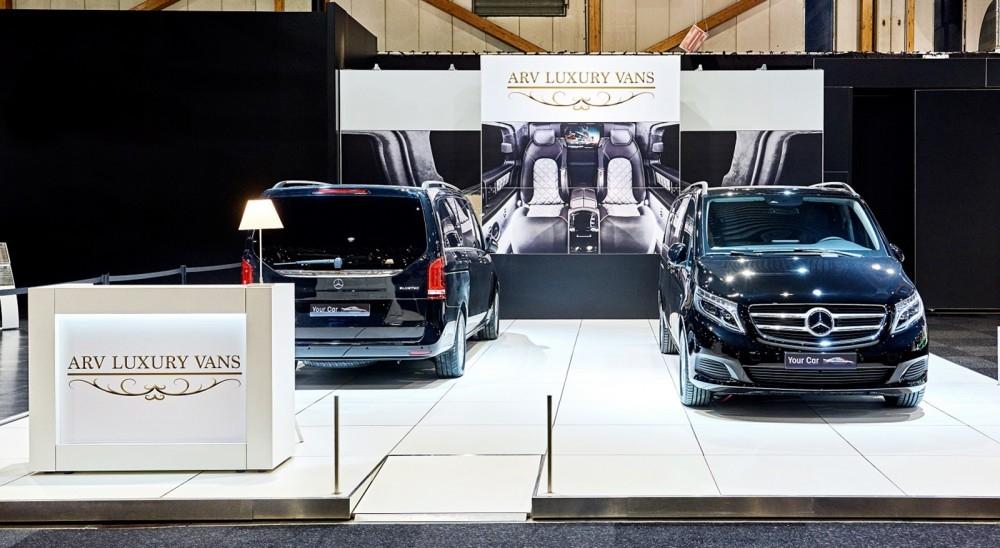ARV Luxury VAN - auto -moto- beurs -salon -conceptexpo 2