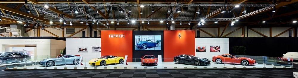 Ferrari - auto- moto -beurs - salon -conceptexpo 3