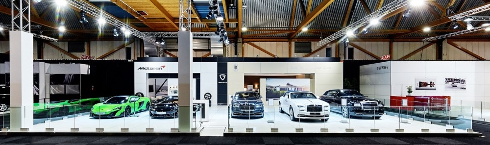 mc laren Rolls - auto-moto- beurs -salon- conceptexpo 4