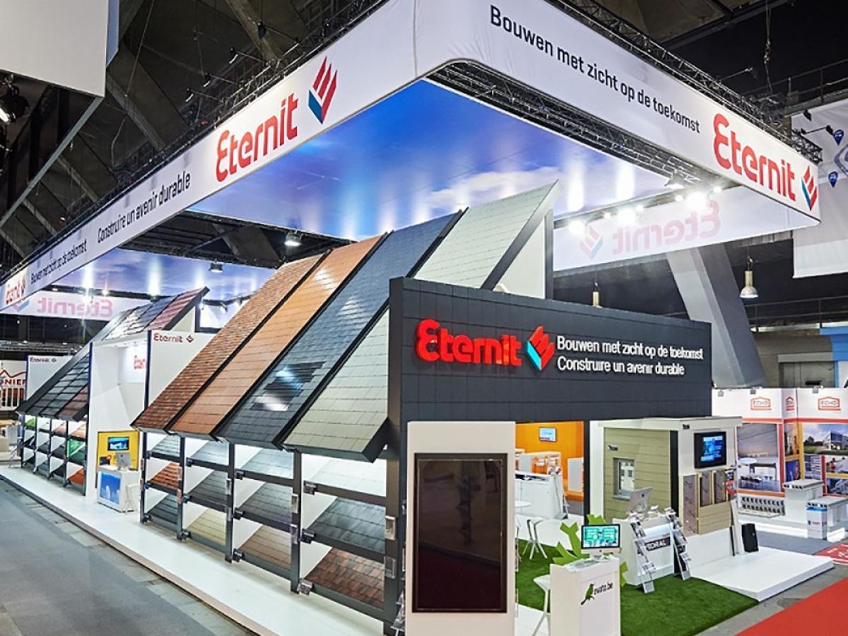 Contract 100% op maat gemaakt voor Eternit – Batibouw