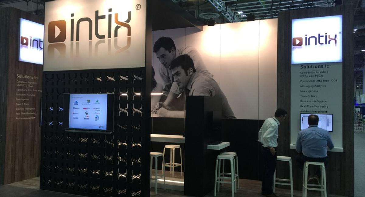 NTIX en het Financieel Forum Sibos in Singapore