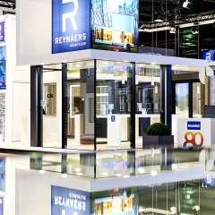 Batibouw, Reynaers Aluminium, conceptexpo